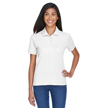 Ladies' Pima Piqu Short-Sleeve Polo
