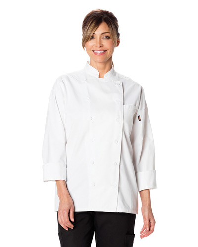Laidies' Executive Chef Coat