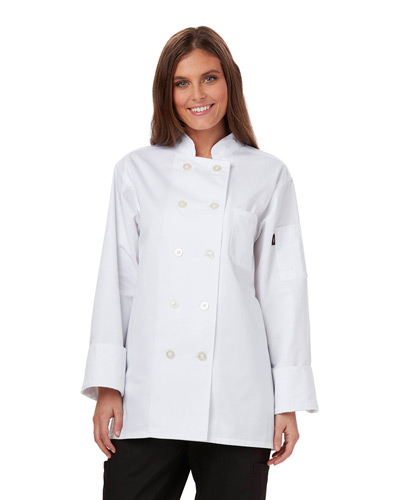 Laidies' Classic Chef Coat