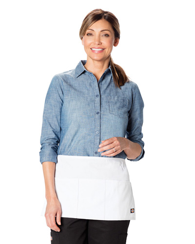 3-Pocket Server Waist Apron