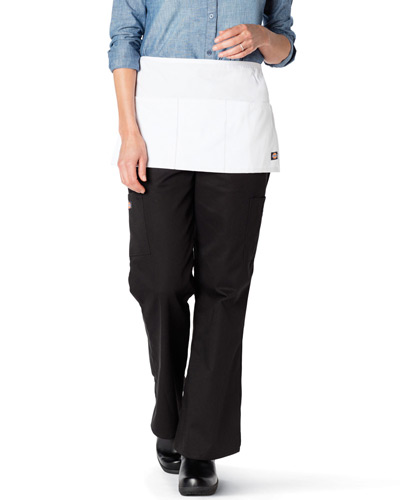 6-Piece 3 Pocket Server Waist Apron