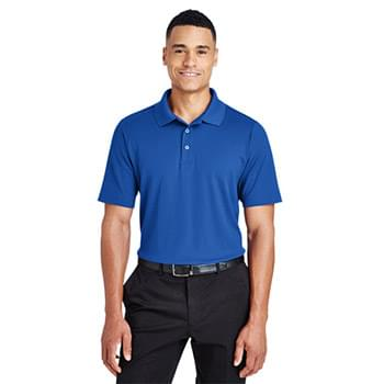 CrownLux Performance Men's Tall Plaited Polo