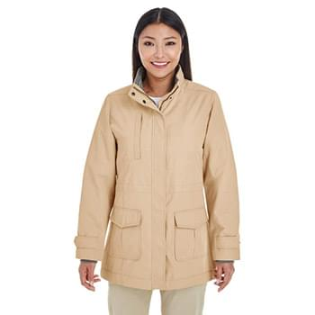 Ladies' Hartford All-Season Hip-Length Club Jacket
