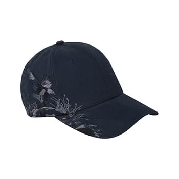 Brushed Cotton Twill Eagle Cap