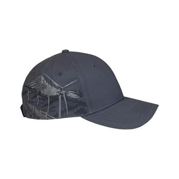 Brushed Cotton Twill Wind Turbine Cap