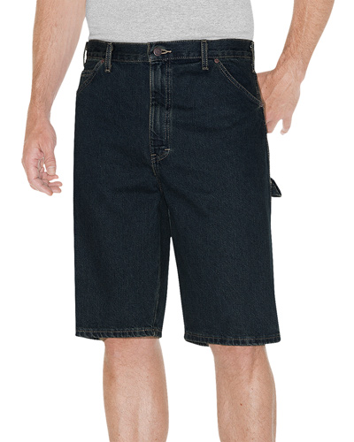 "Unisex 11"" Relaxed Fit Carpenter Denim Short"