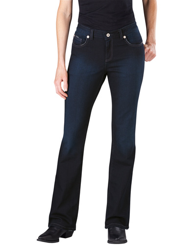 Ladies' Slim Boot Cut Denim Jean Pant