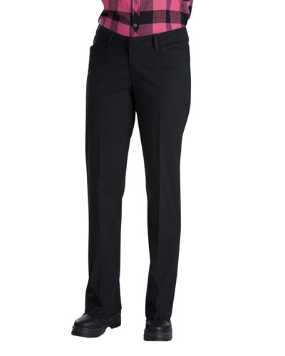 Ladies' Relaxed Straight Stretch Twill Pant
