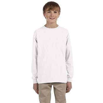 Youth Ultra Cotton 6 oz. Long-Sleeve T-Shirt