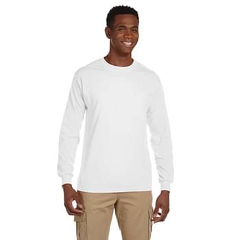 Adult Ultra Cotton 6 oz. Long-Sleeve Pocket T-Shirt
