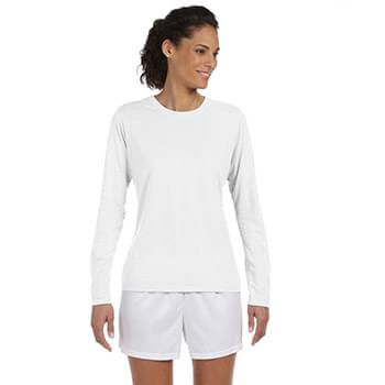 Performance Ladies' 4.5 oz. Long-Sleeve T-Shirt