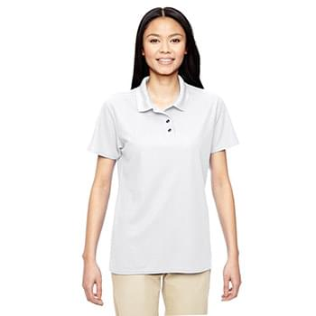 Ladies' Performance 5.6 oz. Double Piqu Polo