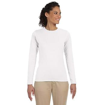 Ladies' Softstyle  4.5 oz. Long-Sleeve T-Shirt