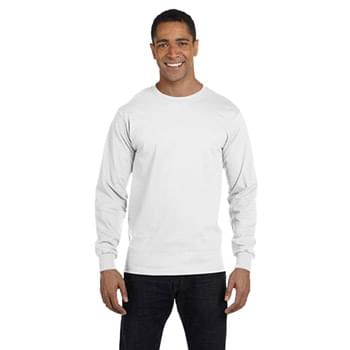 Adult DryBlend 5.6 oz., 50/50 Long-Sleeve T-Shirt