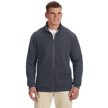 Adult Premium Cotton Adult 9 oz. Fleece Full-Zip Jacket