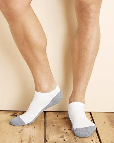 Adult Platinum Adult No Show Socks