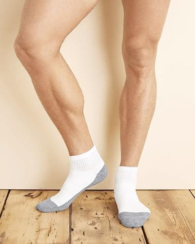 Adult Platinum Adult Ankle Socks