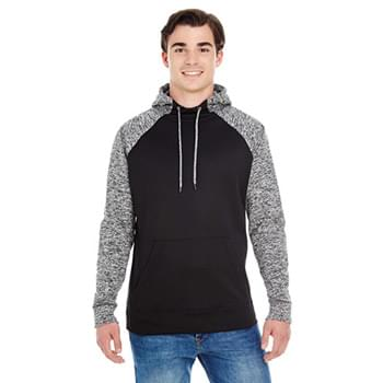 Adult Colorblock Cosmic Pullover Hood