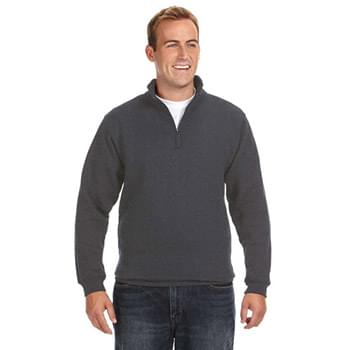 Adult Heavyweight Fleece Quarter-Zip
