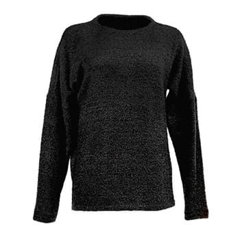 Ladies' Teddy Fleece Crew