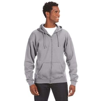 Adult Premium Full-Zip Fleece Hood