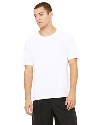 Unisex Performance Short-Sleeve Raglan T-Shirt