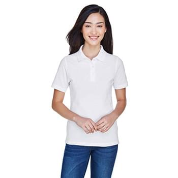 Ladies' 5.6 oz. Easy Blend Polo