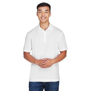 Men's Double Mesh Polo