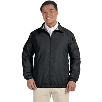 Adult Microfiber Club Jacket