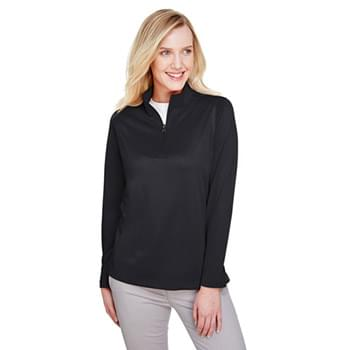 Ladies' Advantage Snag Protection Plus Quarter-Zip