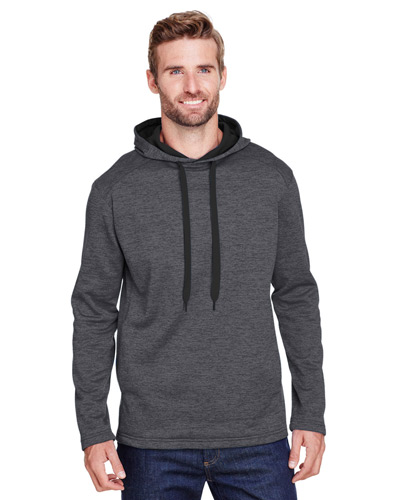Men's Tonal Space Dye-Tech Fleece Hoodie