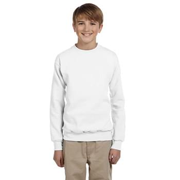 Youth 7.8 oz. ComfortBlend EcoSmart 50/50 Fleece Crew