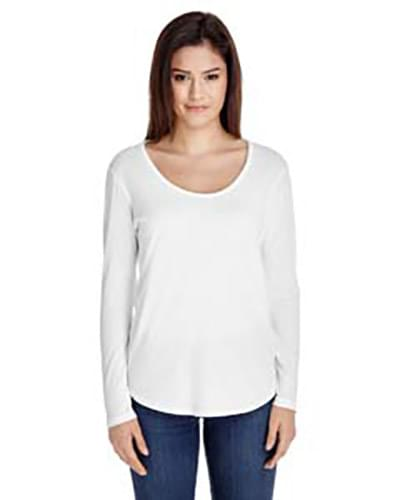 Ladies' Long-Sleeve Ultra Wash T-Shirt