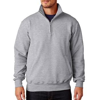 9 oz. Double Dry Eco Quarter-Zip Pullover