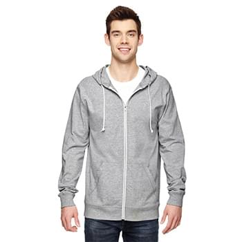 Adult 6 oz. Sofspun Jersey Full-Zip