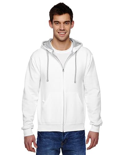 Adult 7.2 oz. SofSpun Full-Zip Hooded Sweatshirt