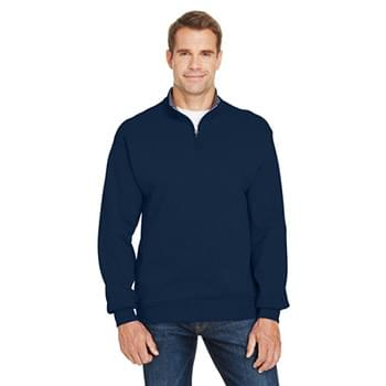 Adult 7.2 oz. Sofspun Quarter-Zip Sweatshirt