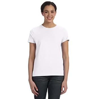 Ladies' 4.5 oz., 100% Ringspun Cotton nano-T T-Shirt