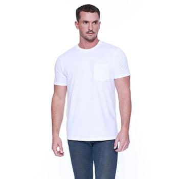Men's CVC Pocket T-Shirt