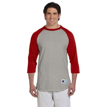 5.2 oz. Champion Raglan T-Shirt