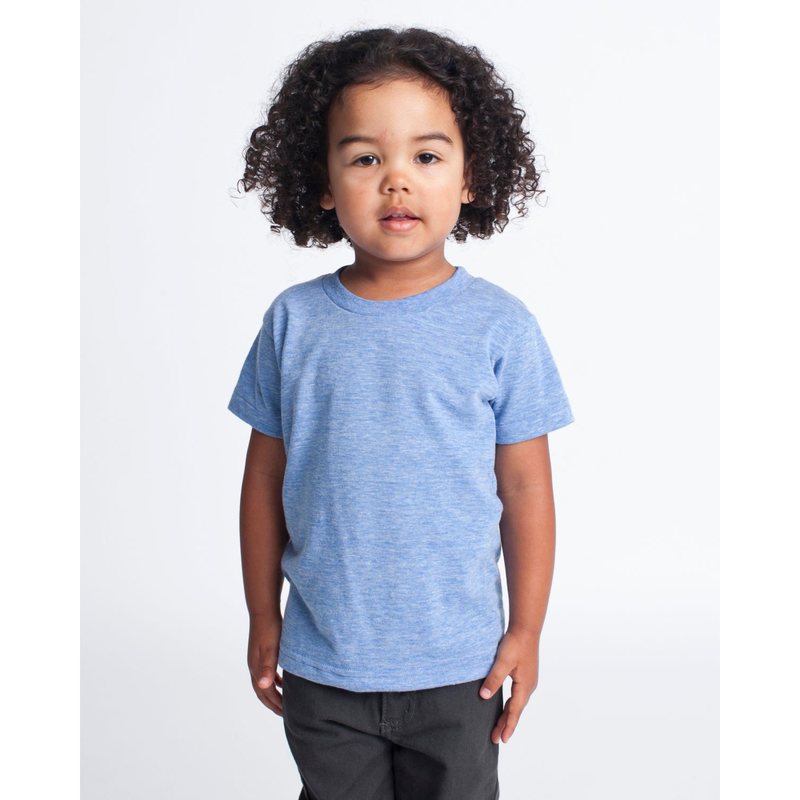 Toddler Tri-Blend Short Sleeve T-Shirt