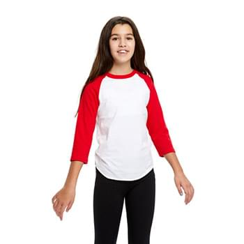 Youth Baseball Raglan T-Shirt