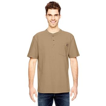 Men's 6.75 oz. Heavyweight WorkHenley