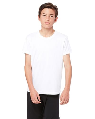 Youth Performance Short-Sleeve T-Shirt