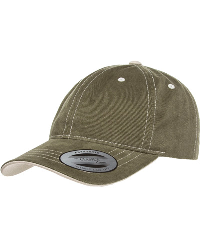 Brushed Twill with Transvisor Dad Hat