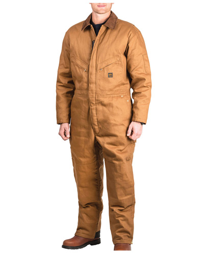 Men's Tall Zero-Zone  Duck Insulated Coverall